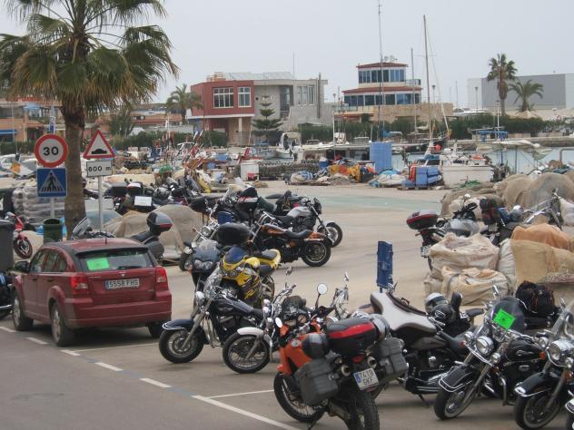 Concentraciones moteras en Benicarló