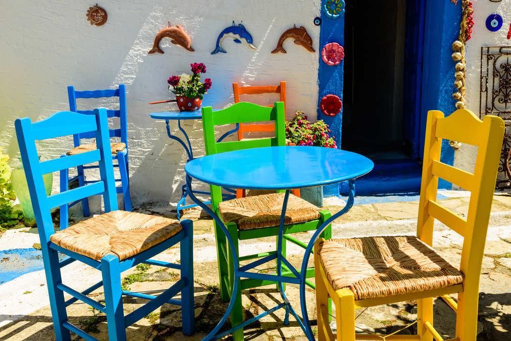 Estilo mediterráneo para los muebles de tu salón