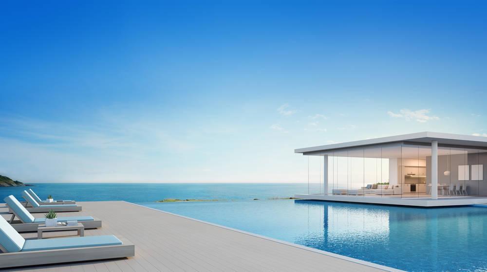 La costa mediterránea, un lugar formidable para invertir en viviendas de lujo